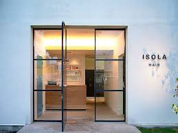 metal front doors with glass best 25 commercial glass doors ideas on pinterest nail services