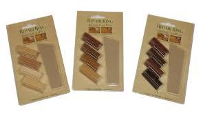wax wood filler repair kit
