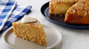 banana upside down cake recipe bettycrocker com