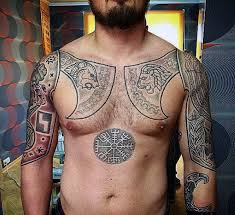 35 best viking symbology images on pinterest tattoos for men