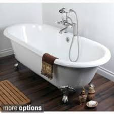 Bathtubs 54 Inches Long Claw Foot Tubs Shop The Best Deals For Nov 2017 Overstock Com