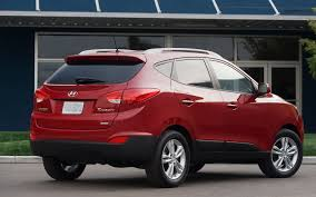 2012 hyundai tucson information and photos zombiedrive