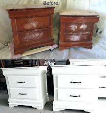 repeindre un bureau comment repeindre un bureau en bois comment peindre meuble bois on