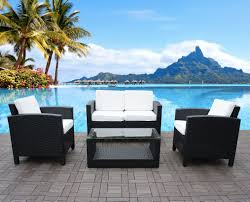 Patio Furniture Palm Beach County by Ilan Set The Modern Patio Factory