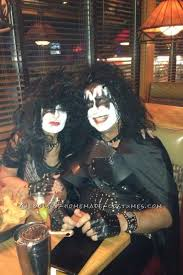 Paul Stanley Halloween Costume Kiss Couple Costume Gene Simmons Paul Stanley