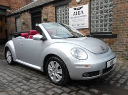 2009 volkswagen beetle cabriolet tdi 7 000