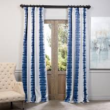 Blue And White Vertical Striped Curtains Best Of Striped Blackout Curtains And Exclusive Fabrics Black And