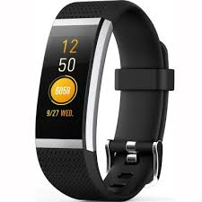 heart rate bracelet images G18s color screen pedometer smart wristband heart rate monitor jpg