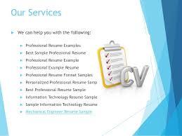 best professional resume exles professional resume sles