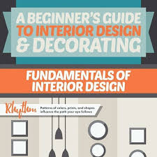 home decor infographic a beginner s guide to interior design and home decor infographic