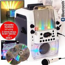 light up karaoke machine bluetooth light up party karaoke machine
