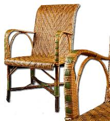Arts And Crafts Furniture Designers Antique Rattan Furniture Collectors 1870 To 1930