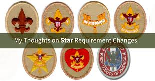 new star rank requirements scoutmastercg com