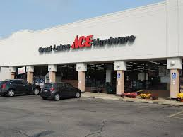 lake great lakes ace hardware store