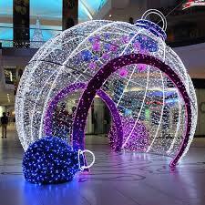 Giant Lighted Christmas Outdoor Decoration by Easy Diy Christmas Decorations Idea Brevitydesign Com