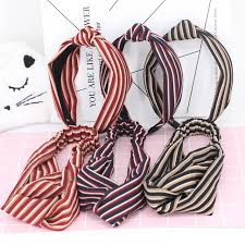retro headbands aliexpress buy 3pc hot sale stripe retro headbands for women