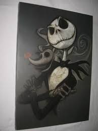 imagini pentru paintings easy nightmare before drawings