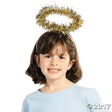 decorative headbands tinsel halo headbands