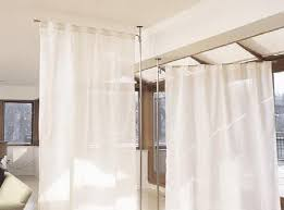 Fabric Room Divider Curtain Room Dividers Diy Best Of Captivating Divider With Regard