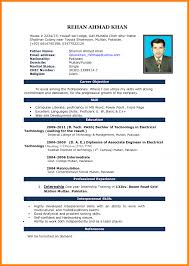 how to format resume 8 curriculum vitae format in ms word mail clerked
