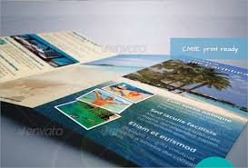 tourist brochure template travel brochure template how to make an
