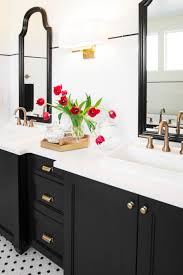black and white bathroom decor ideas budget remodeling ideas black white tile patterns