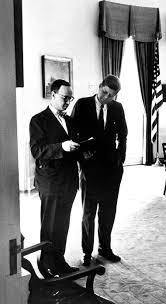 st 322 1 62 arthur m schlesinger jr with president kennedy