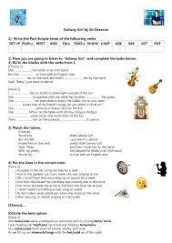 1 057 free past simple worksheets