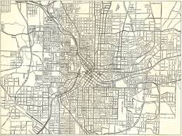 Atlanta Streetcar Map Atl Urbanist U2014 How To Up A Street Grid Atl Style