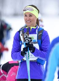 pippa middleton and boyfriend james matthews at birkebeiner cross