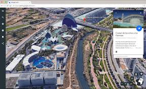 redesigned google earth brings guided tours and 3d view to chrome