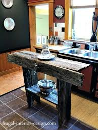 diy kitchen island ideas with seating rustic u2013 umdesign info