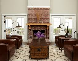 Livingroom Fireplace by Mantel Decorating Ideas Freshome