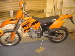 ktm 525 exc sell or swap in thurso highland gumtree