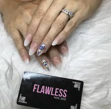 flawless nail bar home facebook