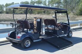 motoev 6 passenger wheelchair street legal golf cart