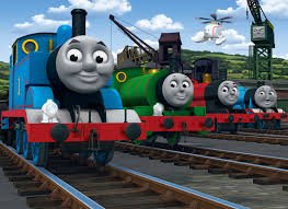 thomas friends 3d