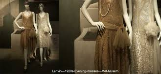 history of womens fashion 1920 to 1929 glamourdaze