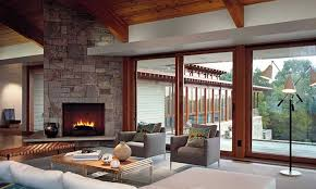 contemporary modern living room style house decor picture
