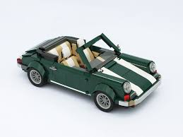 custom lego mini cooper porsche an alternate model from a lego mini cooper 10242 s u2026 flickr