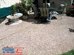 Concrete Patio Houston Katy Memorial Roof Cleaning U0026 Power Washing Pressure Washing Patios
