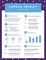 infographic resume simple infographic resume template best