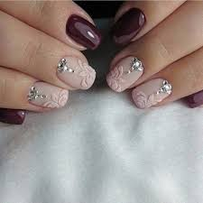 nail designs for short nails for winter 2017 nails pinterest