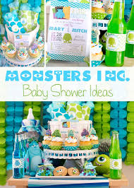 monsters inc baby shower ideas best 25 monsters inc baby ideas on monsters inc