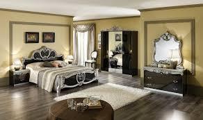 barocco bedroom set barocco bedroom set black silver buy online at best price sohomod
