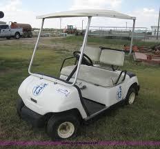 1997 yamaha g16a golf cart item h5281 sold september 9