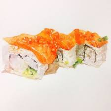journal cuisine 150 best sushi journal images on meals food and