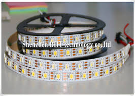 self adhesive strip lights decoration dimmable digital rgbw led strip controllable led strip