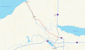 Syracuse Map New York State Route 481 Wikipedia