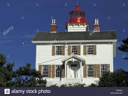 na usa oregon newport yaquina bay lighthouse winter cape cod